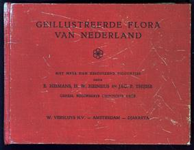 Ge�llustreerde flora van Nederland : handleiding voor het bepalen van de naam der in Nederland in het wild groeiende en verbouwde gewassen en van een groot aantal sierplanten