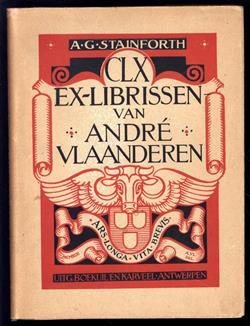 CLX ex-librissen van Andr� Vlaanderen