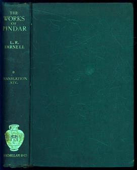 The works of Pindar ( Vol I )