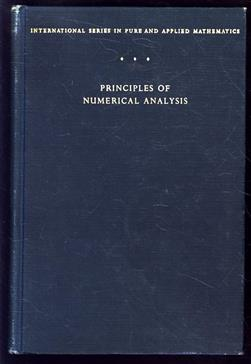 Principles of Numerical Analysis