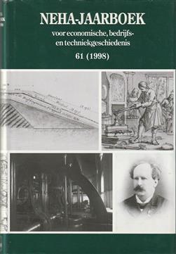 NEHA-jaarboek voor economische, bedrijfs- en techniekgeschiedenis