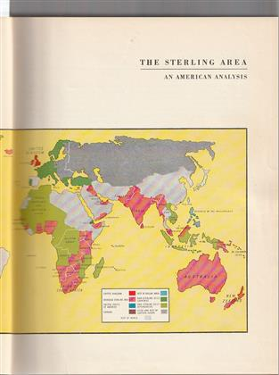 The sterling area, an American analysis