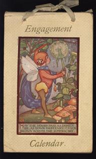 The Artistic Series: Engagement Diary for 1924