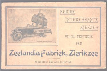 Eenige interessante kiekjes uit de provincie der Zeelandia Fabriek, Zierikzee