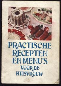 Practische recepten en menu's voor de huisvrouw