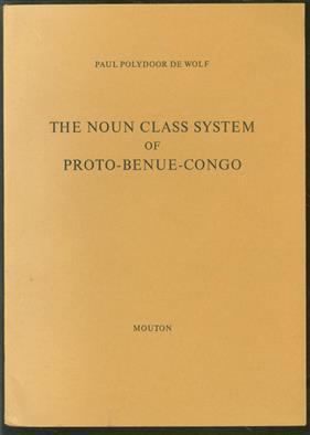 The noun class system of Proto-Benue-Congo