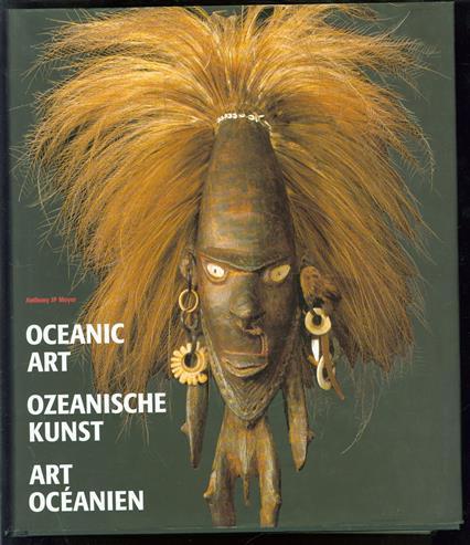 Oceanic art = Ozeanische Kunst = Art Océanien. v. 2