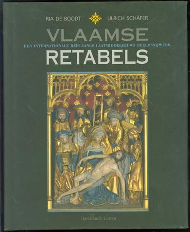 Vlaamse retabels, een internationale reis langs laatmiddeleeuws beeldsnijwerk