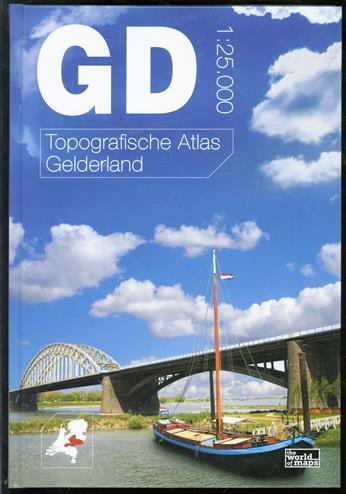 Topografische atlas van Gelderland