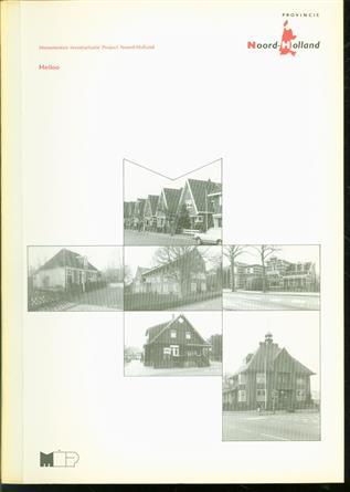 Heiloo : gemeentebeschrijving  ( M.I.P. Monumenten inventarisatieproject Noord Holland )