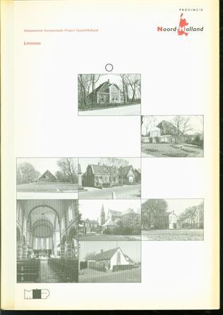 Limmen : gemeentebeschrijving ( M.I.P. Monumenten inventarisatieproject Noord Holland )