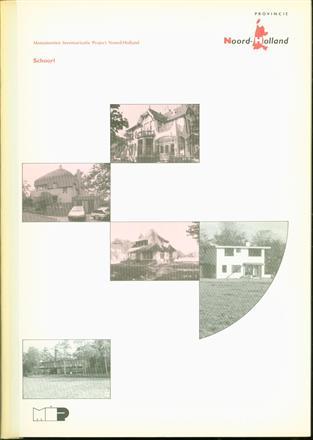 Schoorl : gemeentebeschrijving  ( M.I.P. Monumenten inventarisatieproject Noord Holland )
