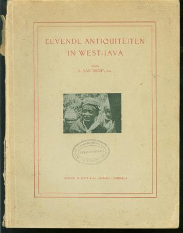 Levende antiquiteiten in West-Java
