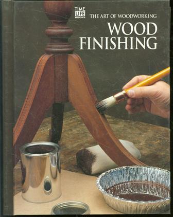 Wood finishing.