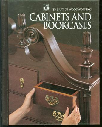 Cabinets and bookcases.