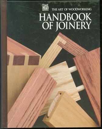 Handbook of joinery.