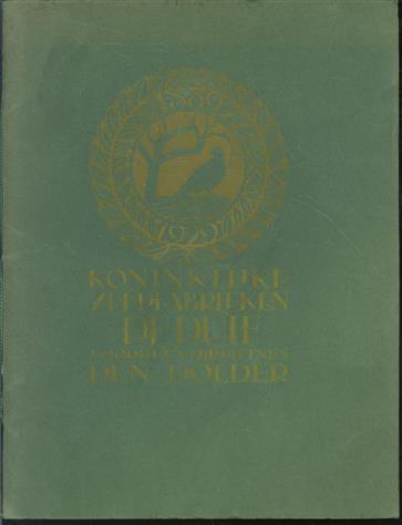 De Kon. Zeepfabrieken De Duif voorheen Chr. Pleines, Den Dolder