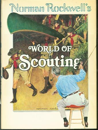 Norman Rockwell;s world of scouting