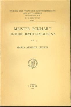 Meister Eckhart und die Devotio Moderna