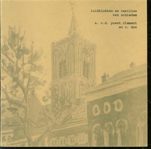 Luidklokken en carillon van Schiedam