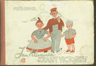Jan Klaassen kraait victorie