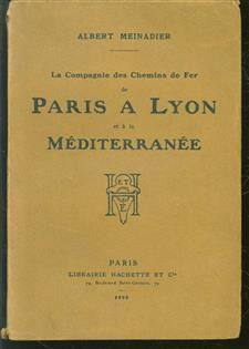 La compagnie des chemins de fer de paris à lyon et à la méditerranée.