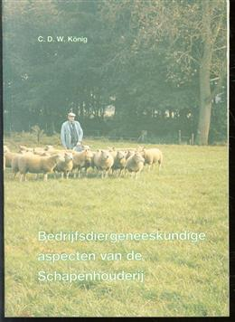 Bedrijfsdiergeneeskundige aspecten van de schapenhouderij : een inventarisatie en evaluatie