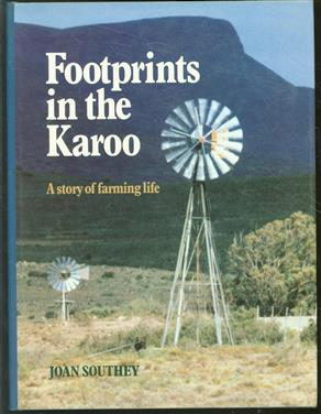 Footprints in the Karoo : a story of farming life