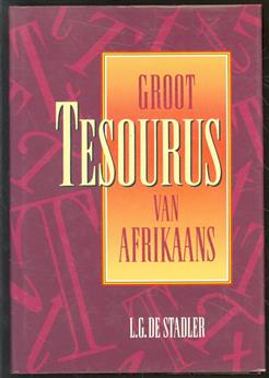 Groot tesourus van Afrikaans