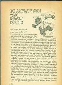 Winterboek ( lezende sneeuwpop ) 1e toonder verhaal met heer bommel