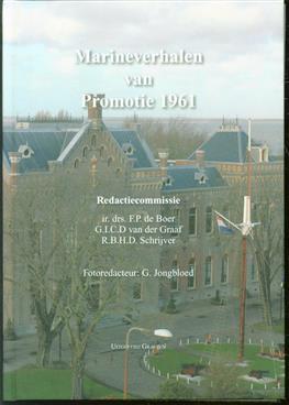Marineverhalen van promotie 1961