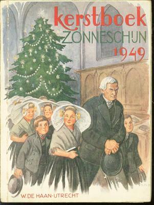Kerstboek van Zonneschijn 1934