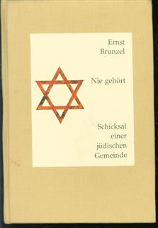 Nie gehort Schicksal einer judischen Gemeinde.