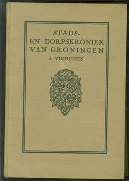 Stads- en dorpskroniek van Groningen (1800-1900)