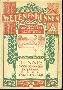Tennis voor leeken en beginners ( 2e druk )