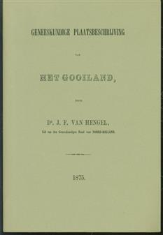 Geneeskundige plaatsbeschrijving van het Gooiland.