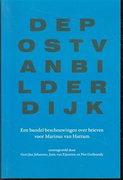 De post van Bilderdijk, een bundel beschouwingen over brieven voor Marinus van Hattum
