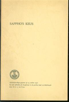 Sappho's keus