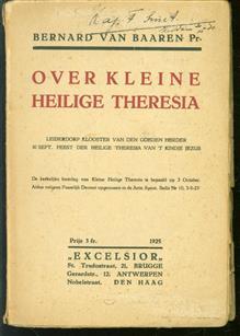 Over kleine heilige Theresia