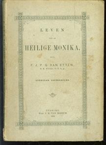 Leven van de heilige Monika