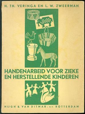 Handenarbeid voor zieke en herstellende kinderen