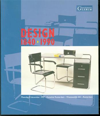 Design 1840-1990.