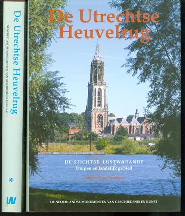 De Utrechtse Heuvelrug. - De Stichtse Lustwarande. Dorpen en landelijk gebied / Buitens in het groen ( 2 delen compleet )