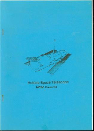 hubble space telescope press kit