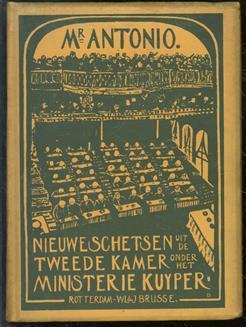 Nieuwe schetsen uit de Tweede Kamer onder het ministerie Kuyper, 1901