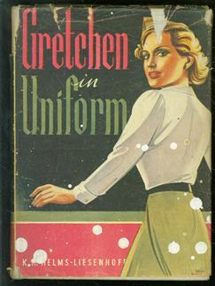 Gretchen in uniform, roman
