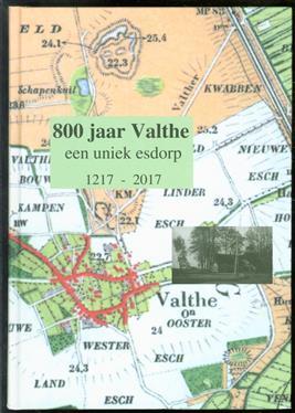 800 jaar Valthe een uniek esdorp