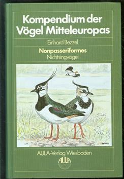 Kompendium der Vogel Mitteleuropas : Nonpasseriformes, Nichtsingvögel