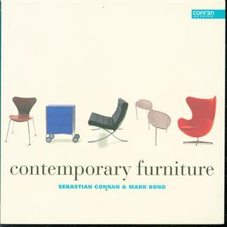 Contemporary furniture.