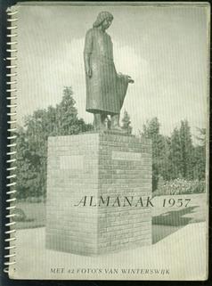 Almanak 1957 met 42 foto's van Winterswijk